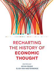 Recharting the History of Economic Thought book cover
