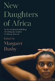 Margaret Busby New Daughters of Africa Award book