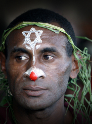 The Gogodala people of Papua New Guinea believe they are descended from the lost tribes of Israel