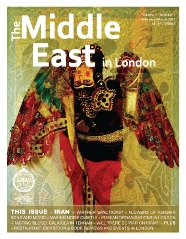 {Feb-March Cover Middle East in London}