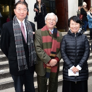 Taiwan's Minister of Culture speaks at SOAS