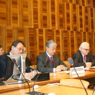 SOAS commended at UN presentation for disarmament strategy