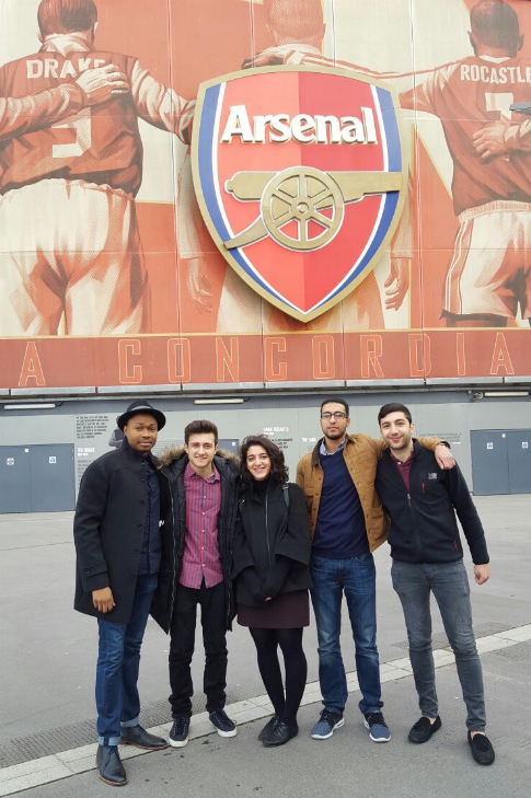 Camden Cares Arsenal Stadium