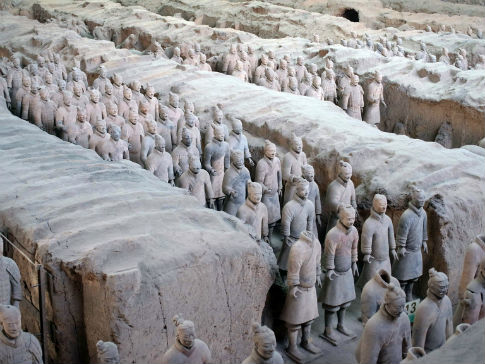 Terracotta Warriors pics