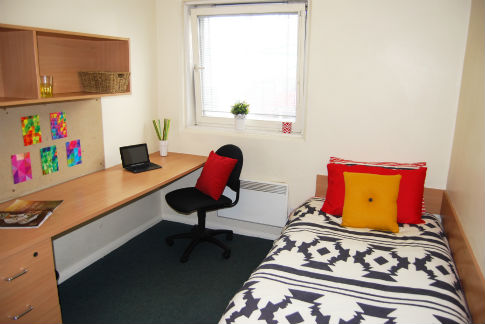 Paul Robeson House Postgraduate Accommodation Soas