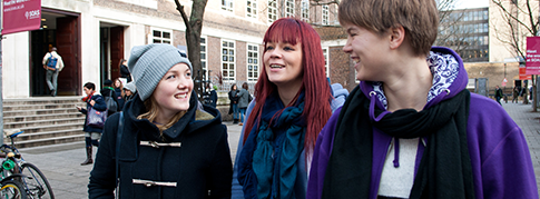 SOAS Campus Tours