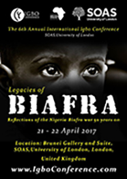 2017 Legacies of Biafra