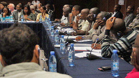 Governance in Africa, Mozambique 2011