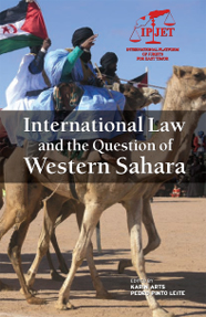 Book cover: International Law and the Question of the Western Sahara