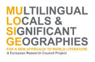 Multilingual Locals and Significant Geographies