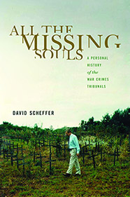 {All the Missing Souls Book Cover}
