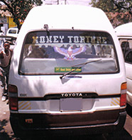 Money Torture Van - Picture by M. Rizzo