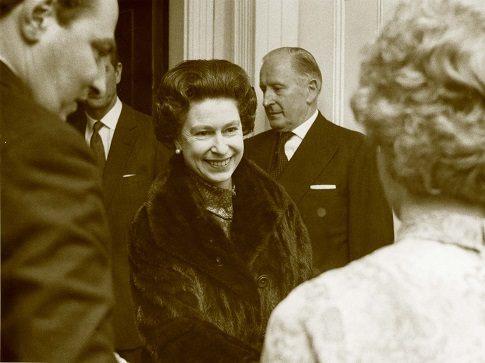 Queen visits the Royal Africa Society_centenary_timeline