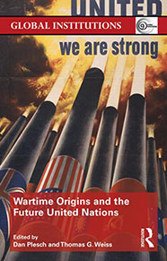 United We Are Strong Book Cover