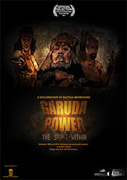 Garuda Power Poster