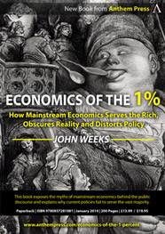 Economics of the 1% Book Cover