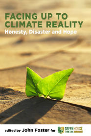 "Book Launch ""Facing Up to Climate Reality: Honesty, Disaster and Hope"" - IMG"