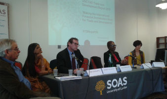 SOAS economists comment on United Nations Conference