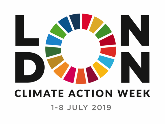 London Climate Week logo