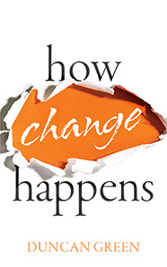 How Change Happens - Book Cover