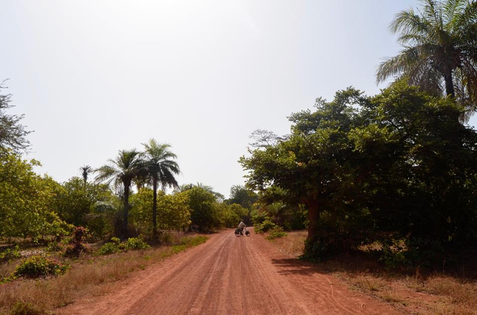 red route Casamance