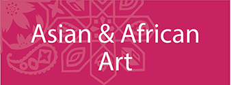 Asian and African Art Button