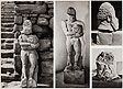 Statues from the Temple of Heracles. Vol 2. Plate LXX