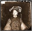 A Manchu Bride © from The Wellcome Library, London
