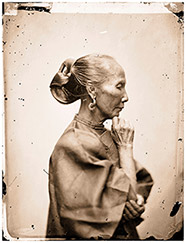 An old Cantonese Woman, Guangzhou, Guangdong © from The Wellcome Library, London