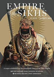 Empire of the Sikhs Poster