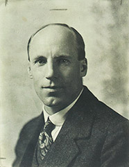 Photograph of Eric Liddell, n.d.