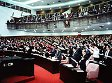 Newly elected members of the Legislative Yuan take their oath of office