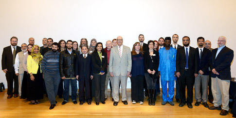 Group Photo - SOAS Qur'an Conference 2013