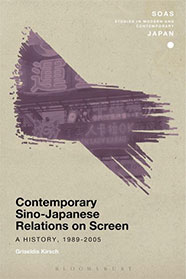 Contemporary Sino-Japanese Relations on Screen - book cover