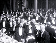 China Association Annual Dinner, London, 1906