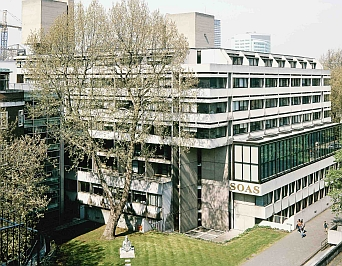 Photo of SOAS Library