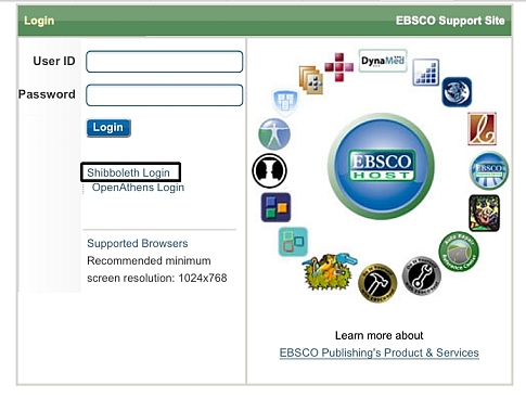 EBSCO Screen Shot 1