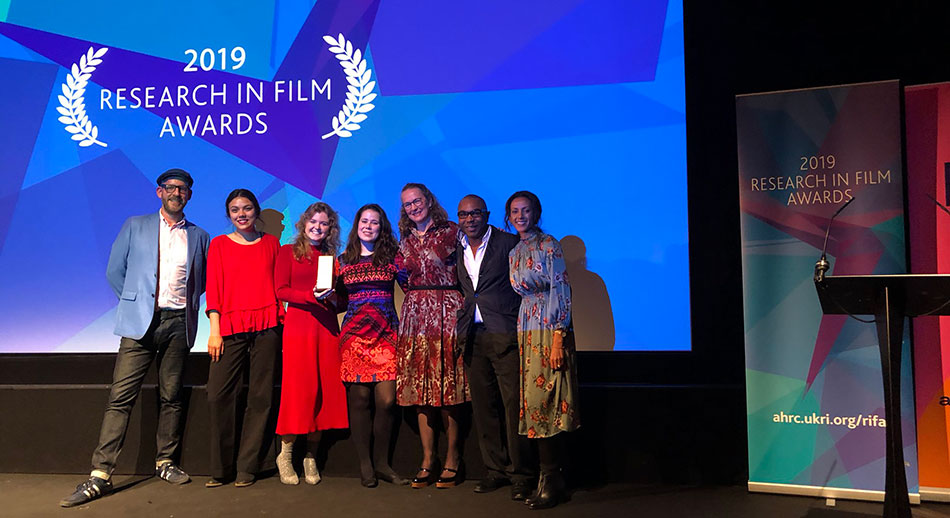 In November 2019, Life on the Move was awarded an Arts and Humanities Research Council Research in Film Award for the 'Social Media Short' category.