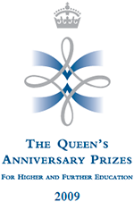 Queen's Anniversary Prize for Education 2009