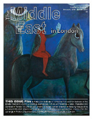 Middle East in London Cover December 2016 - January 2017