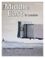 Middle East in London Cover April - May 2017