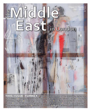 Middle East in London Cover June - July 2017