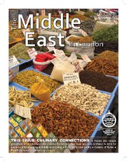 {Middle East in London Cover October-November 2013 }