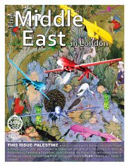 Middle East in London Cover February-March 2014