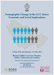 GCC Demography