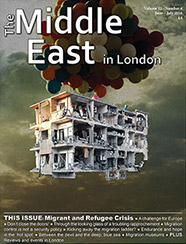 Middle East in London Cover June-July 2016