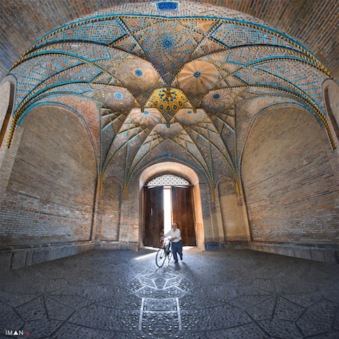 Jameh Mosque of Qazvin