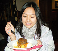 Nancy Wang, Williams College