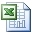 MS Excel File Icon